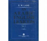 AN ARABIC ENGLISH LEXICON (TWO VOLUME SET)