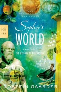 Book Corner Showroom - Sophie's World
