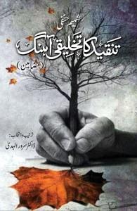SHAMIM HANFI; TANQEED KA TAKHLEEQI AAHANG