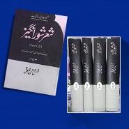 SHAIR SHOOR ANGAIZ (4 VOLUMES)