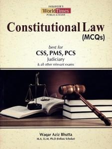 CONSTITUTIONAL LAW MCQS