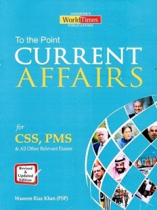 Book Corner Showroom - To The Point Current Affairs
