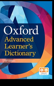 OXFORD ADVANCED LEARNER'S DICTIONARY (PB) 10TH EDITION