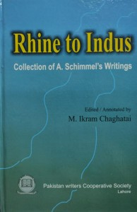 Book Corner Showroom - Rhine to Indus: Collection of A. Schimmel's Writings