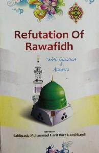 REFUTATION OF RAWAFIDH