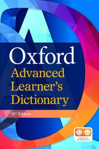 OXFORD ADVANCED LEARNER'S DICTIONARY HARDBACK 10TH EDITION