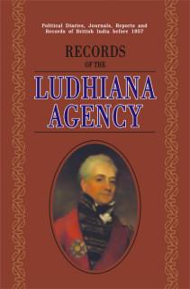 RECORDS OF THE LUDHIANA AGENCY