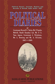 POLITICAL DIARIES OF LT. REYNELL G. TAYLOR ...