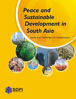 PEACE AND SUSTAINABLE DEVELOPMENT SOUTH ASIA(T)