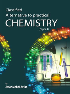 CLASSIFIED ALTERNATIVE TO PRACT. CHEMISTRY (:)