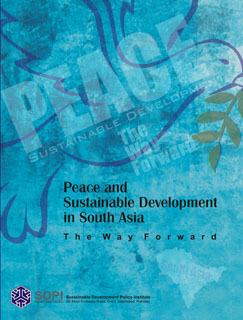 PEACE AND SUSTAINABLE DEVELOPMENT IN S ASIA (T)