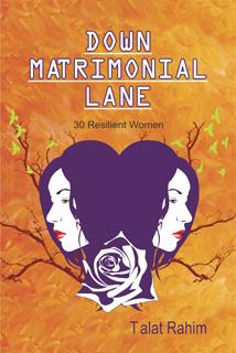 Book Corner Showroom - DOWN MATRIMONIAL LANE: 30 RESILIENT WOMEN (T)