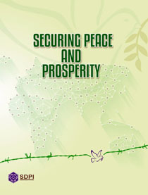 SECURING PEACE AND PROSPERITY