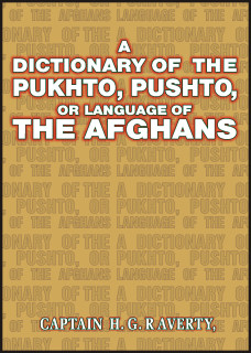 DICTIONARY OF PUKHTO,PUSHTO LANGUAGE OF AFGHANS